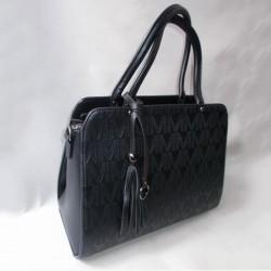 Классическая сумка осень (черный)
