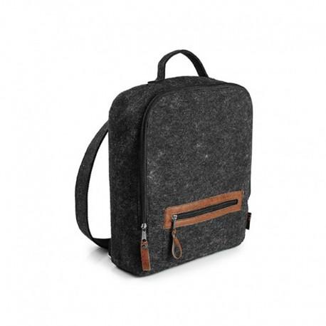Войлочный рюкзак 31х27 см