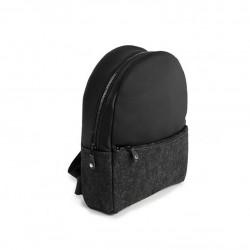 Рюкзак из войлока и неопрена 34х24 см