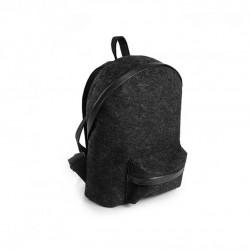 Рюкзак из войлока 34х27 см, c карманом