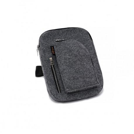 Сумка-рюкзак из войлока Crossbody