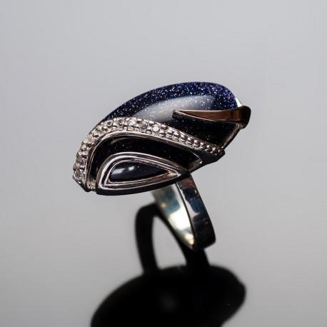 Серебряное кольцо Елена (ночь каира)