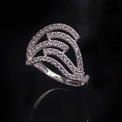 Серебряное кольцо Бриджит