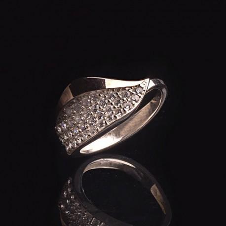 Серебряное кольцо Мила