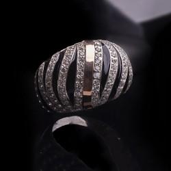 Серебряное кольцо Долорес