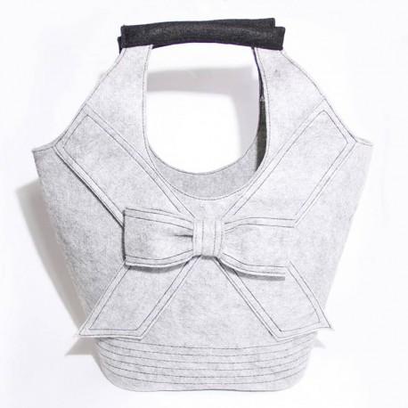 Женская сумка из войлока Леди