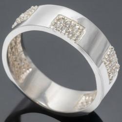 Серебряное кольцо Прага