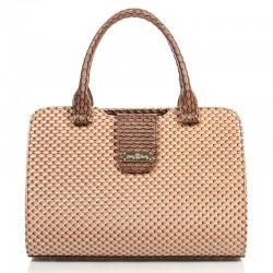 Бежевая сумка Betty Pretty классика