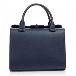 Вместительная сумка (синий)