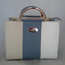 Женская сумка пастельных оттенков