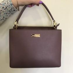 Женская сумка Betty Pretty (марсала)