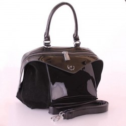 Замшевая сумка Velina