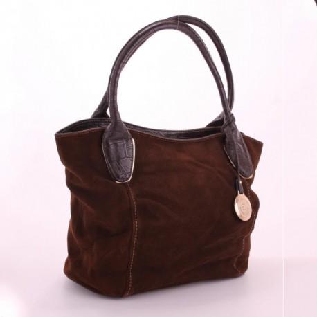 Женская сумка Bonilarti, замш
