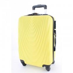 Пластиковый чемодан 34х48х22 см