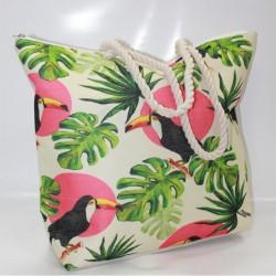 Пляжная сумка Тукан