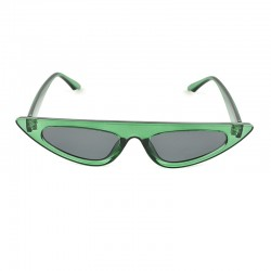 Имиджевые очки c зеленой оправой