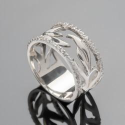 Серебряное кольцо Наоми