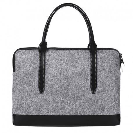 Войлочная сумка для работы (черный)