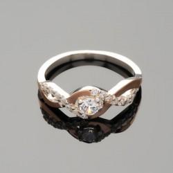 Серебряное кольцо Бриз