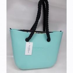 Силиконовая сумка Fairybag (мята)