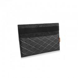 Войлочный чехол для Macbook (черный)
