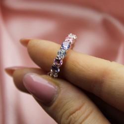 Серебряное кольцо Милисента