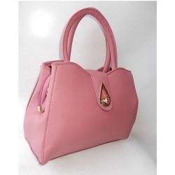 Небольшая сумка с клапаном (розовый)