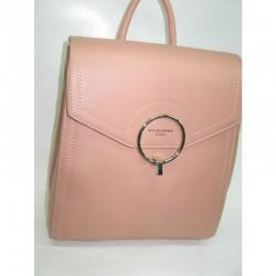 Женский рюкзак David Jones (розовый)
