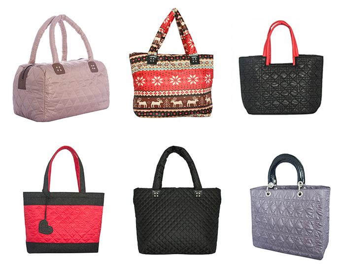 Стеганные сумки
