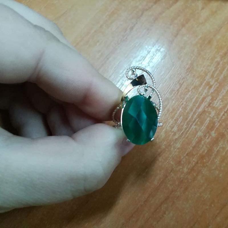 Гарнитур Ангелина зеленый