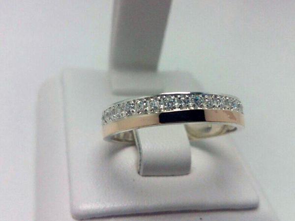 Серебряный перстень Соренто