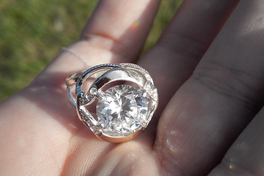 Кольцо Анжелика