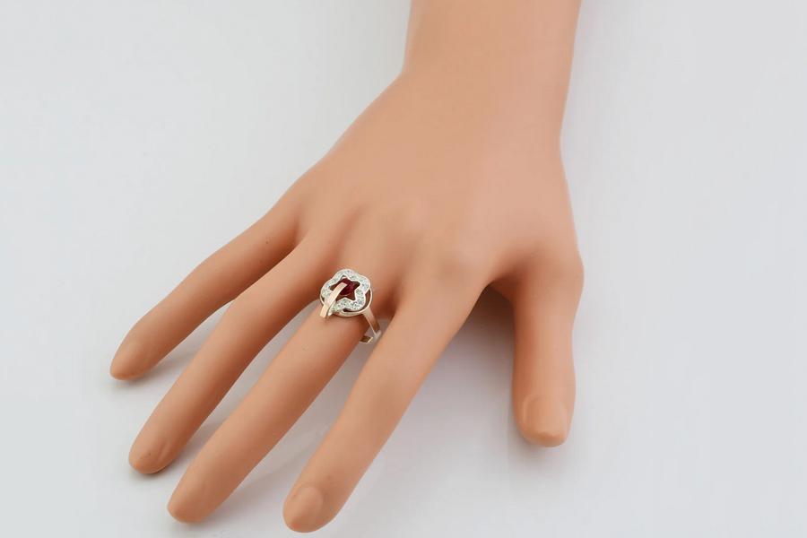 Кольцо Искра