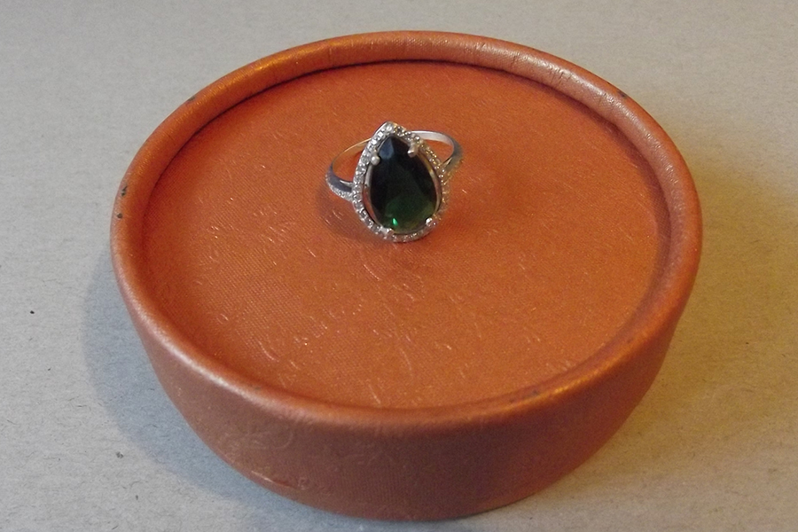 Кольцо Катюша
