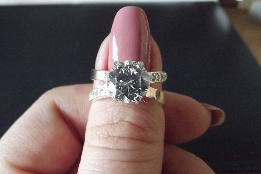 Кольцо Мария