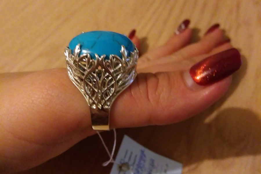 Перстень Мадонна
